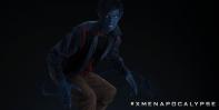 Kodi Smit-McPhee nightcrawler x men apocalipsis