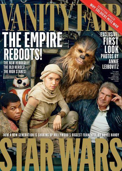 portada star wars vanity fair