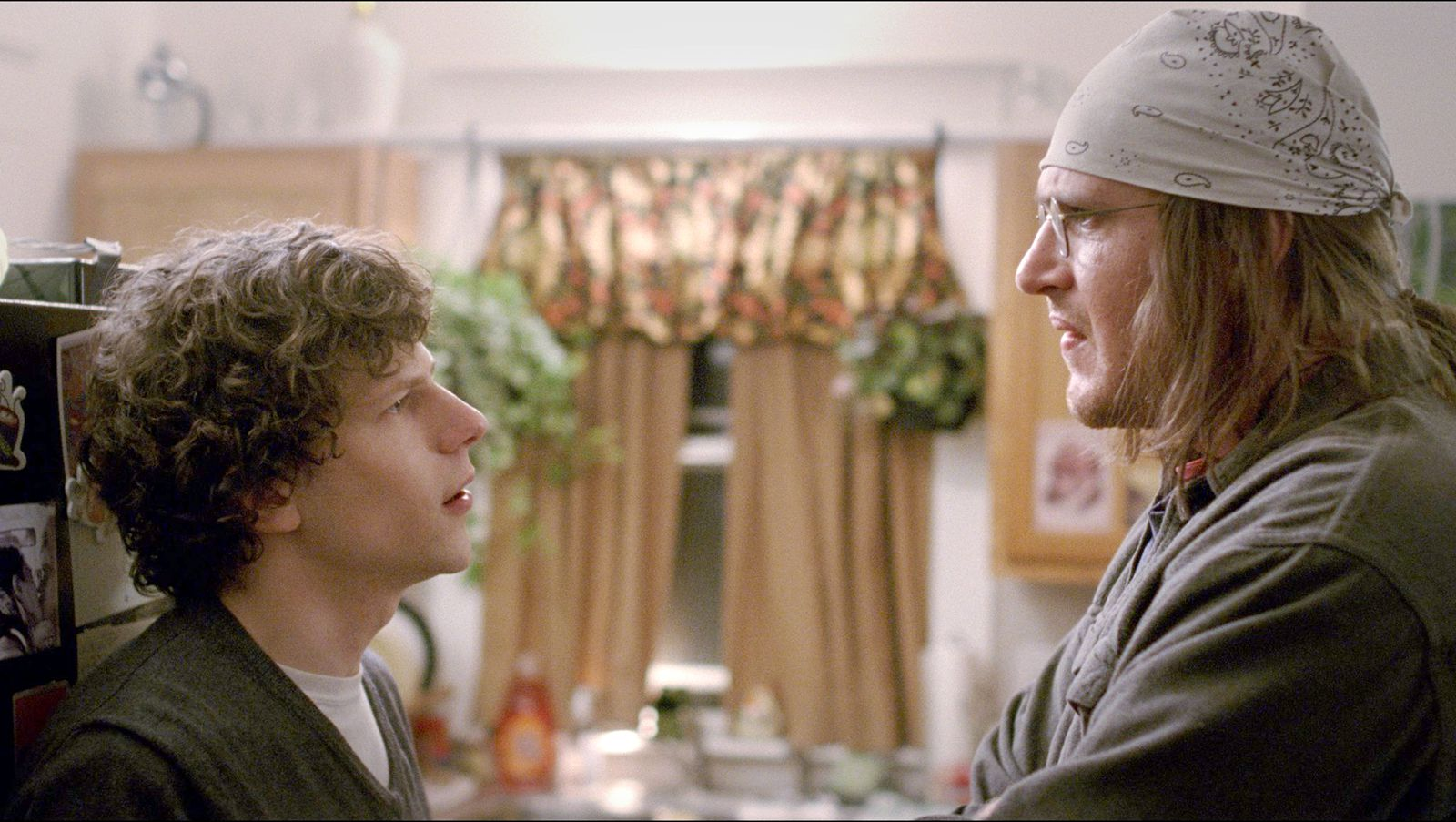 jesse eisenberg jason segel end of the tour