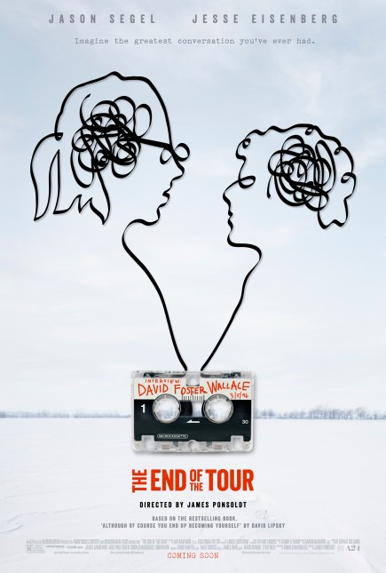 poster end of the tour