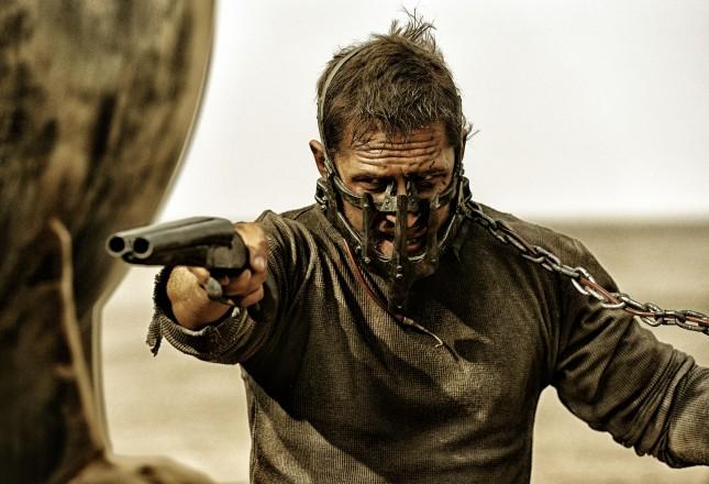 Mad Max: Furia en el Camino - Tom Hardy es Max