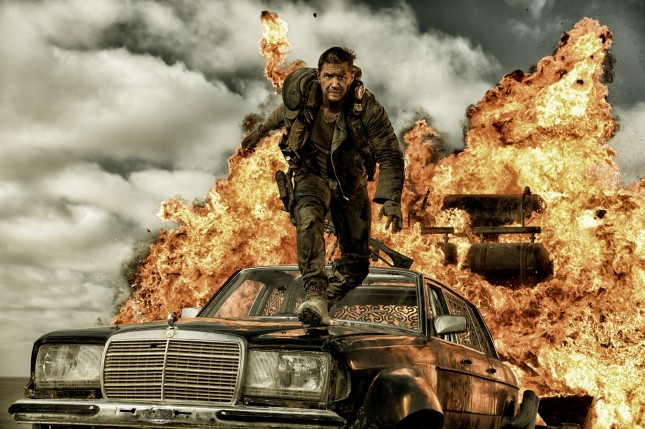 tom hardy mad max furia en el camino wallpaper