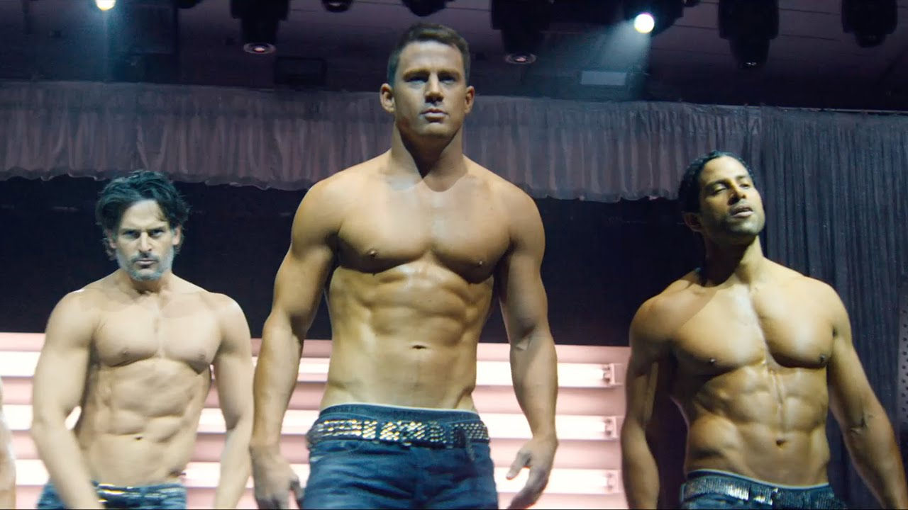 magic mike xxl channing tatum