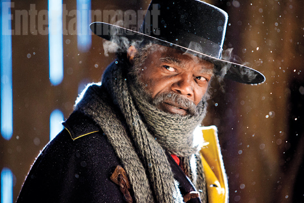 samuel l jackson the hateful eight