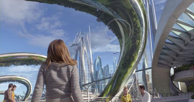 ciudad tomorrowland mundo del mañana