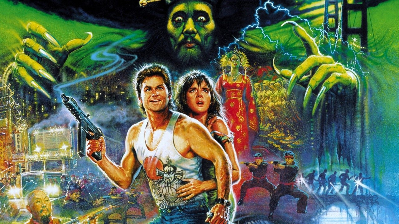 big trouble in little china rescate en el barrio chino