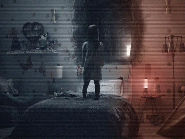 niña macabra actividad paranormal dimensión fantasma