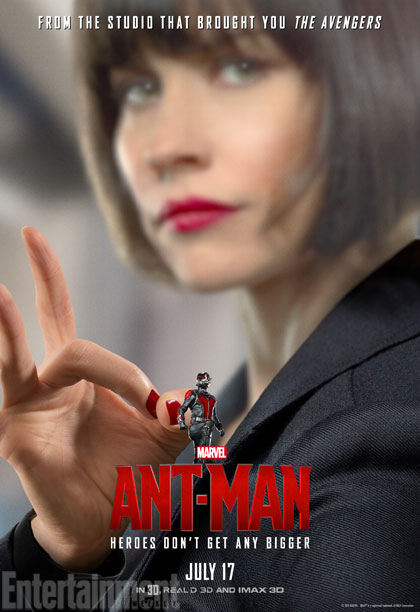 evangeline lilly ant man