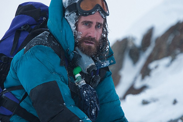 jake gyllenhaal everest