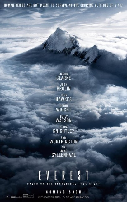 everest poster pelicula