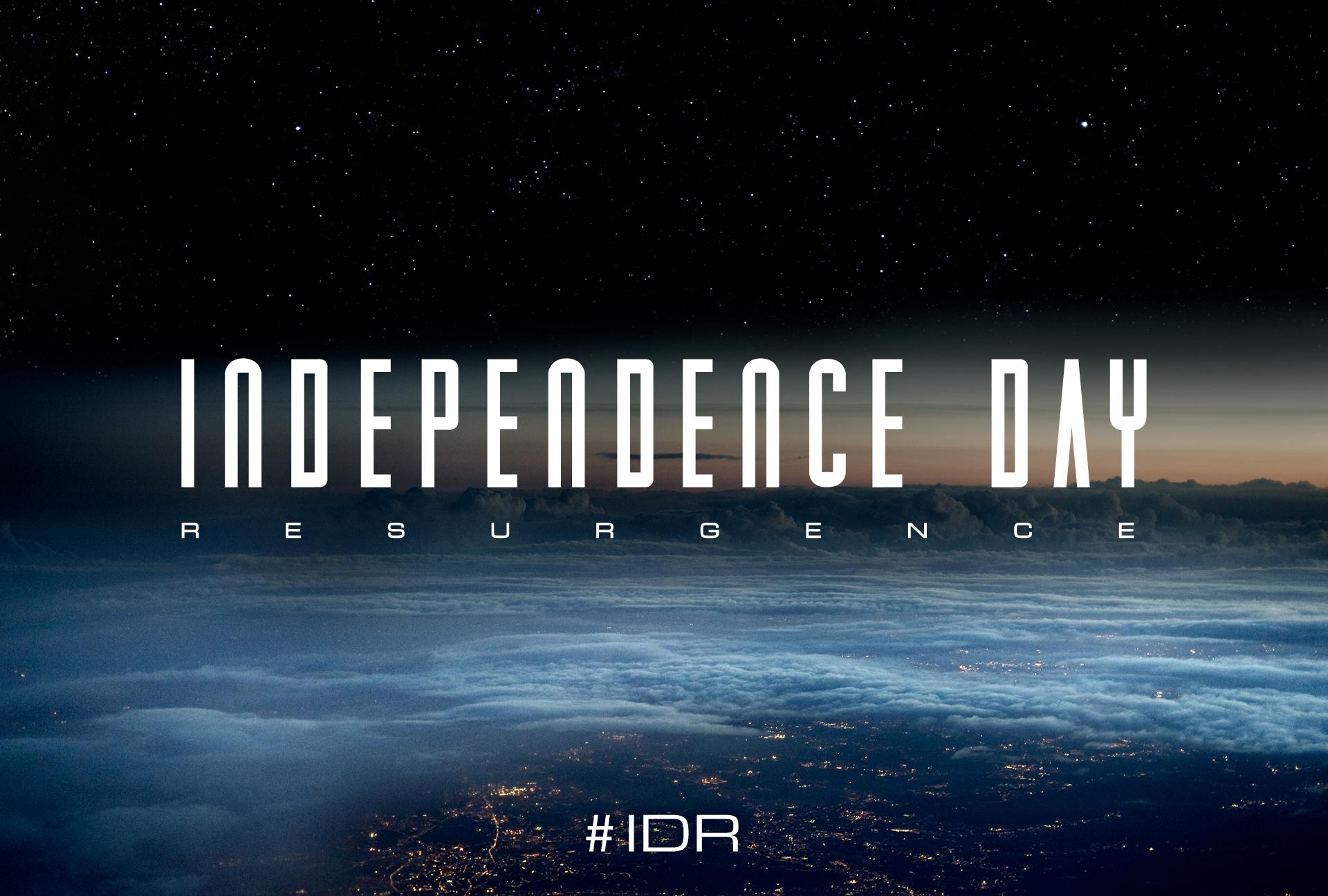 dia de la independencia 2 logo resurgence