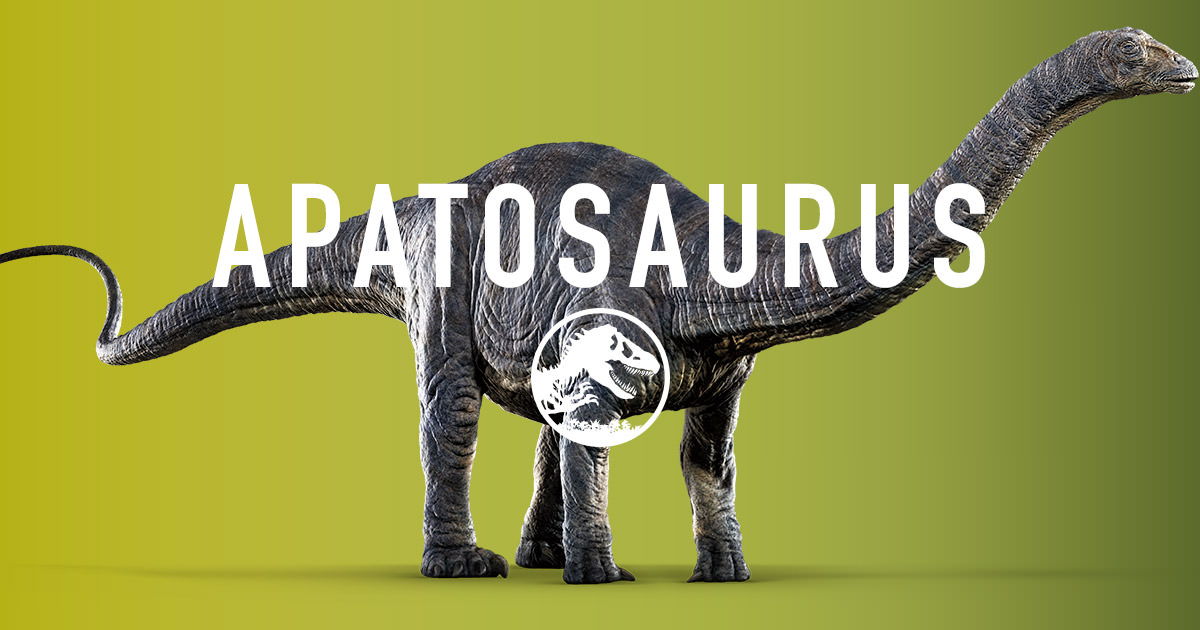 apatosaurio jurassic world
