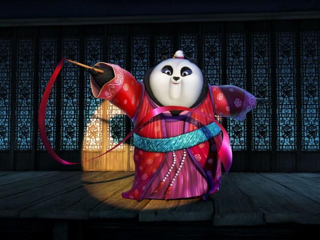 kung fu panda 3 mei mei