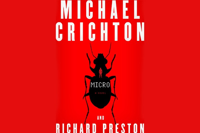 micro michael crichton richard preston