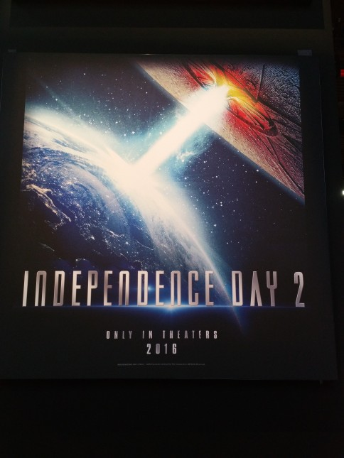 cartel poster dia de la independencia 2