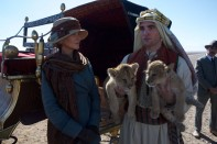 queen of the desert nicole kidman robert pattinson