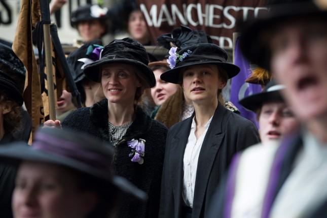 suffragette anne marie duff carey mulligan
