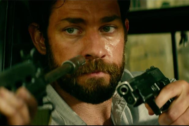 john krasinski 13 hours movie