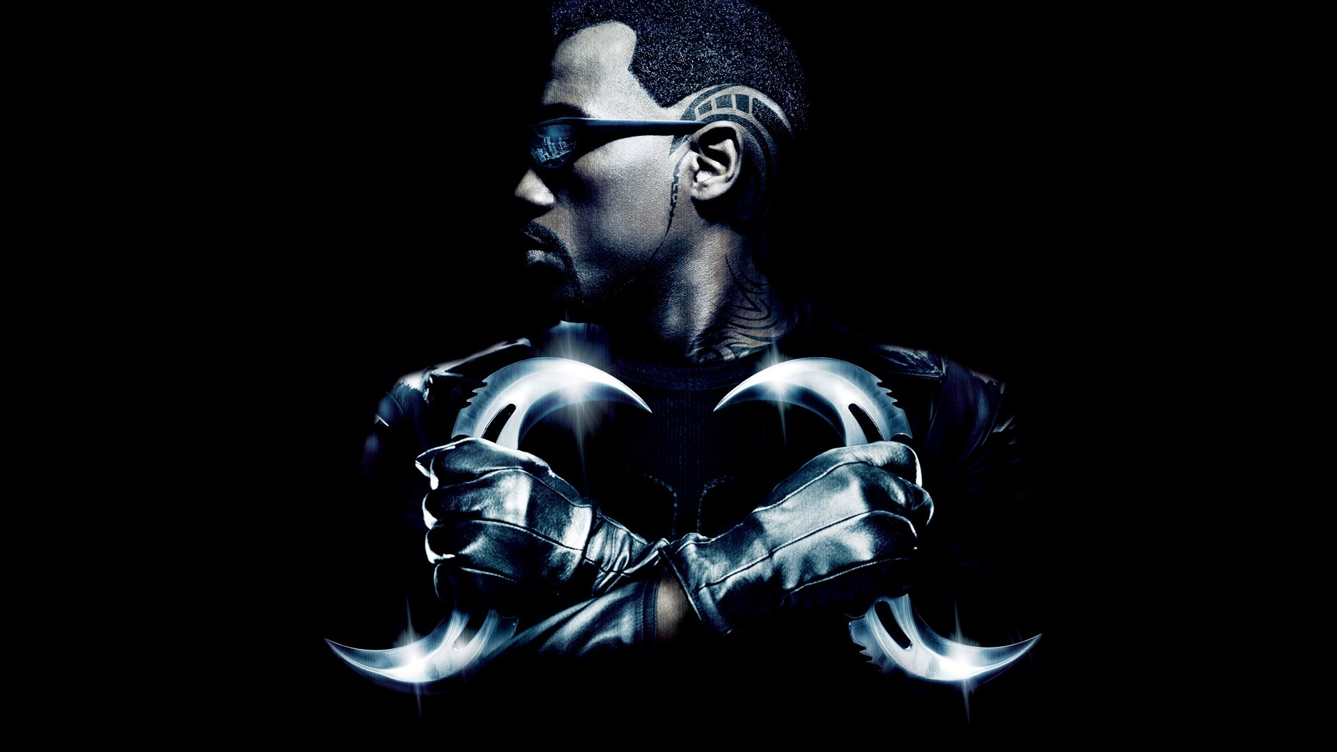 Wesley Snipes Blade Wallpaper