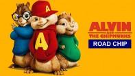 road chip alvin ardillas