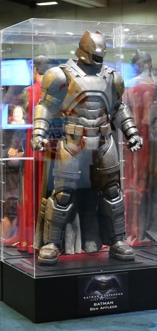 armadura batman comic con 2015