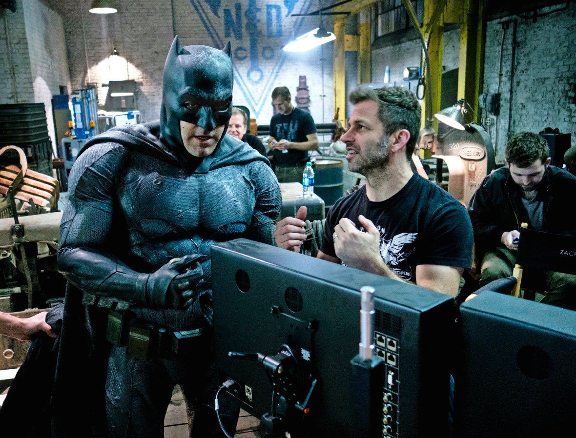 batman v superman affleck snyder