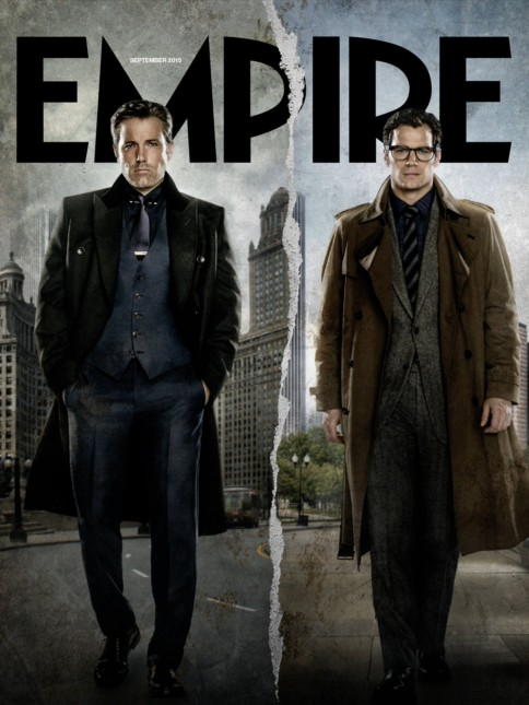 batman v superman portada empire wayne kent