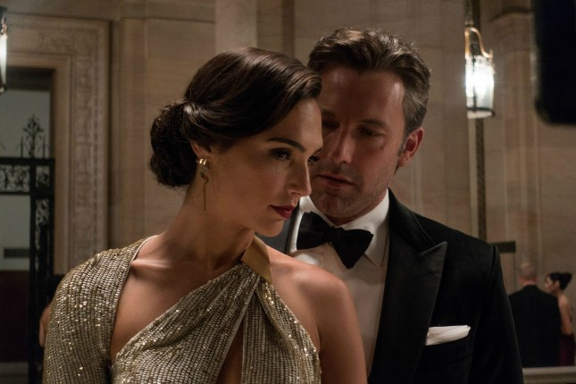 gal gadot ben affleck batman v superman