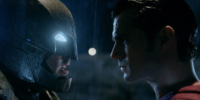 batman v superman frente a frente