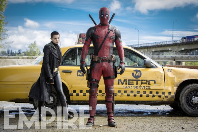Negasonic Teenage Warhead deadpool briann hildebrand