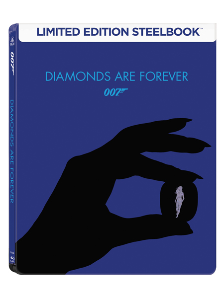 diamonds are forever steelbook