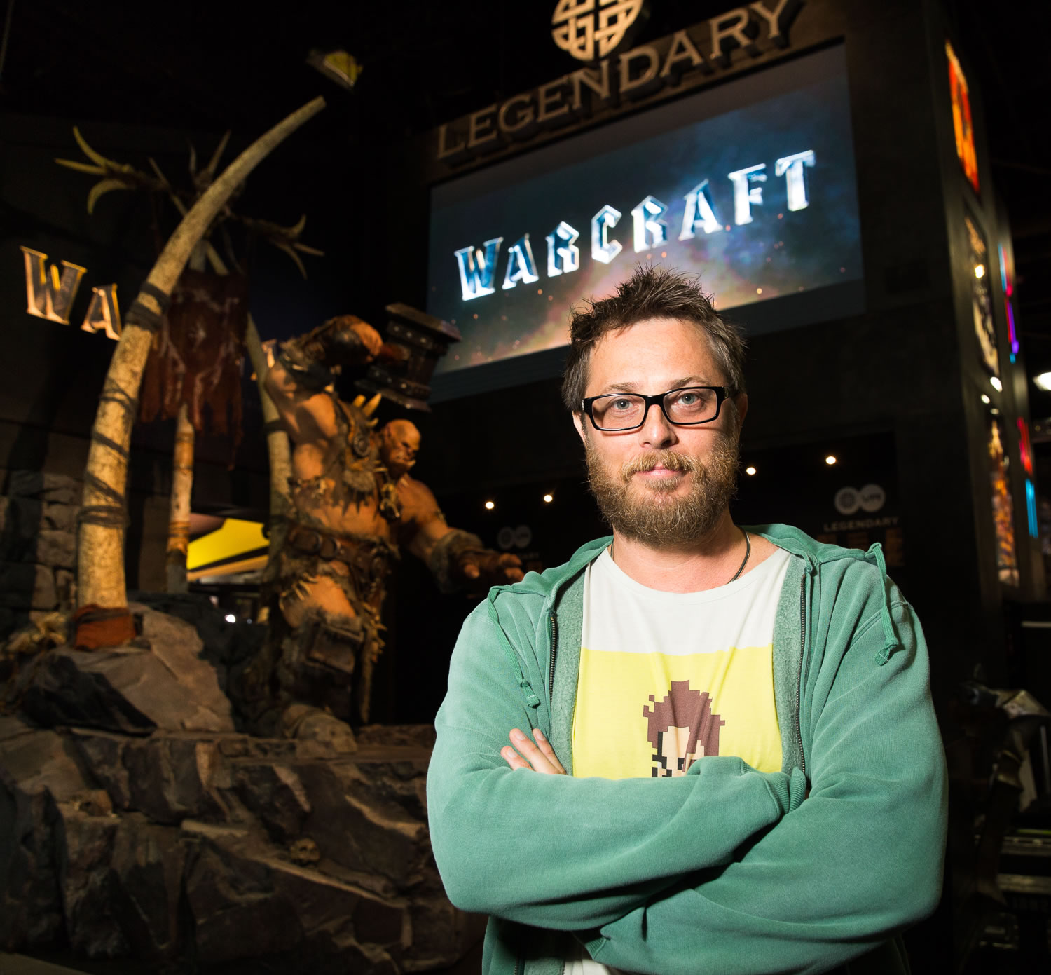 duncan jones warcraft director