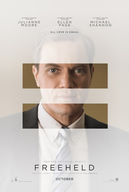 freeheld michael shannon poster