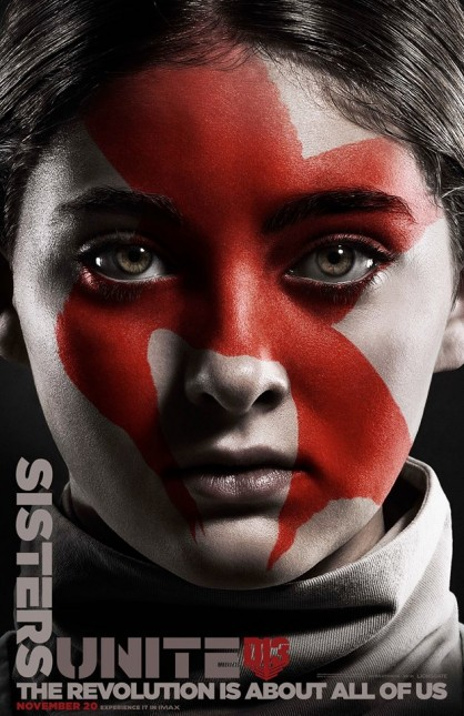 primrose willow shields sinsajo 2 poster
