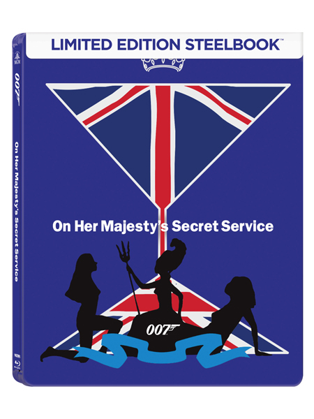 on her majestys secret service steelbook