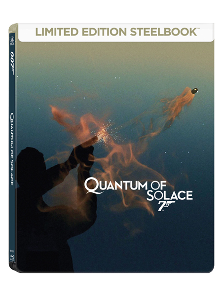 quantum of solace steelbook