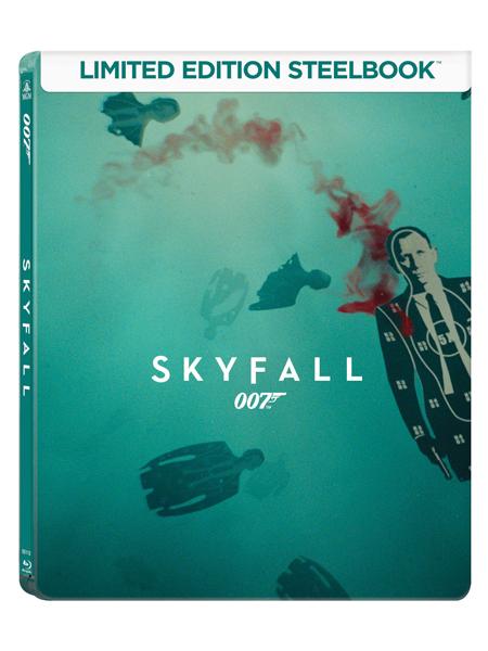 skyfall steelbook