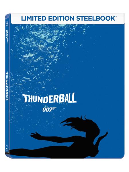 thunderball steelbook