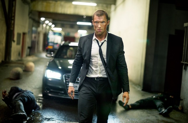 ed skrein transportador recargado refueled