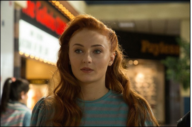 jean grey sophie turner x men apocalipsis