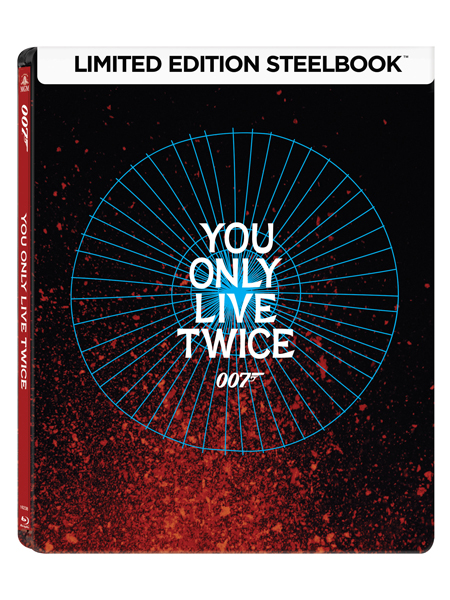 you only live twice steelbook