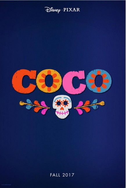 coco teaser poster