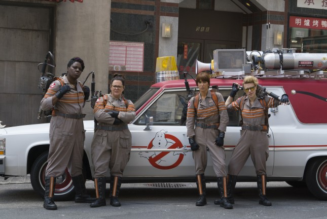 Ghostbusters 2015
