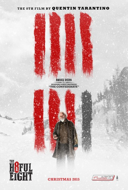 hateful eight bruce dern