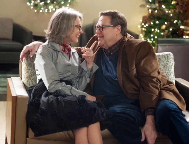 diane keaton john goodman love the coopers