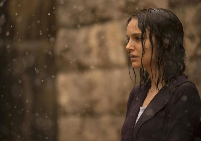 natalie portman A Tale of Love and Darkness