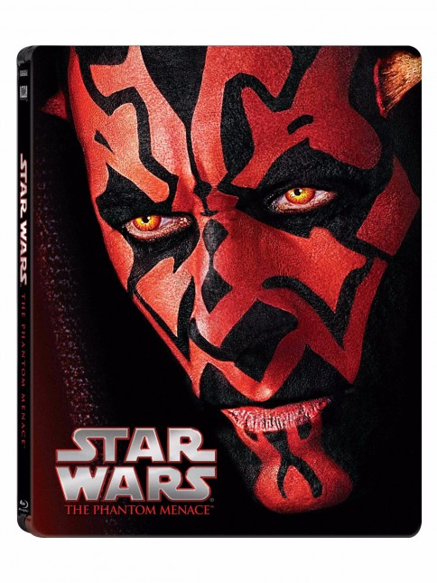 steelbook phantom menace