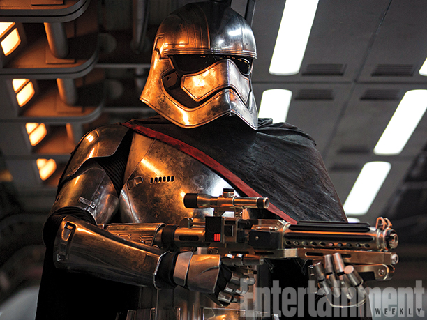 captian phasma star wars