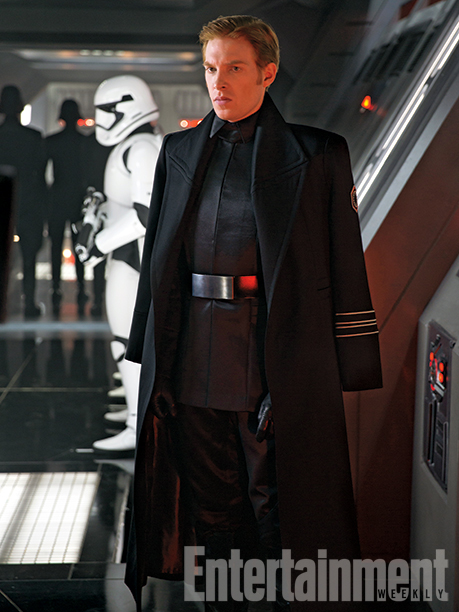 general hux domhnall gleeson