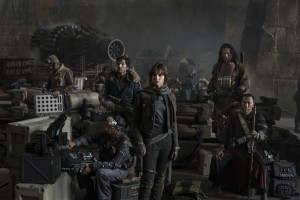 elenco star wars rogue one imagen oficial